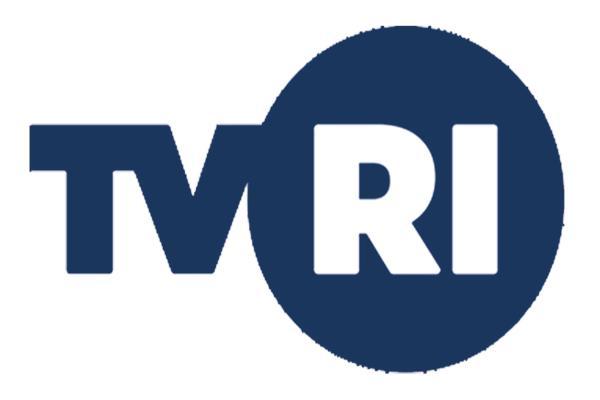 Logo TVRI. - Istimewa