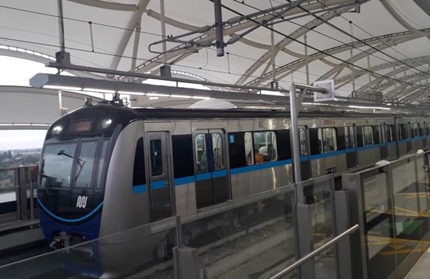 Kereta MRT - Bisnis.com/Andhika