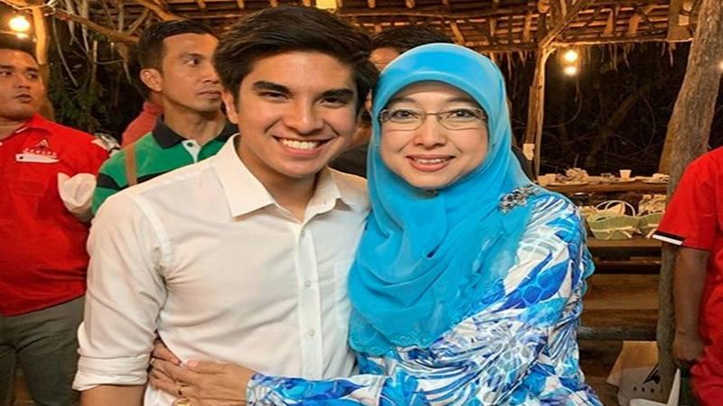 Menteri Pemuda dan Olahraga Malaysia, Syed Saddiq Abdul Rahman (kiri) - Instagram @syedsaddiq