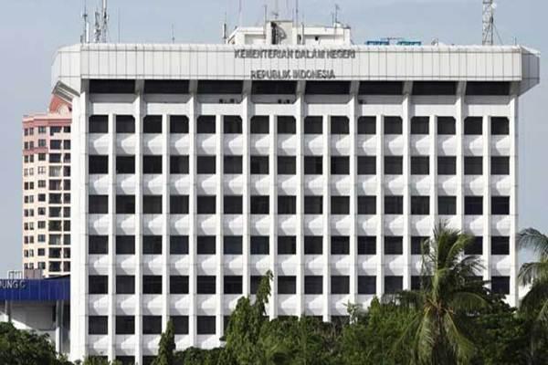 Gedung Kementerian Dalam Negeri - kemendagri.go.id