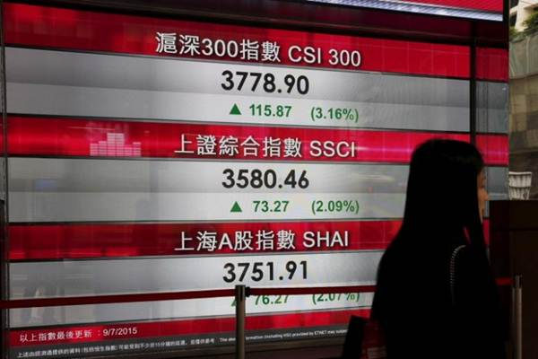 Bursa China SHCI - Reuters