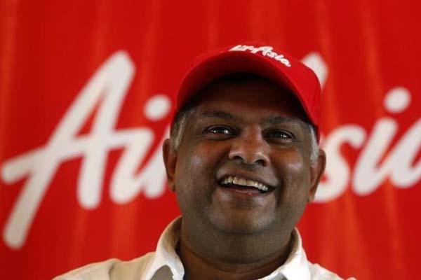 Tony Fernandes - Reuters/Vivek Prakash