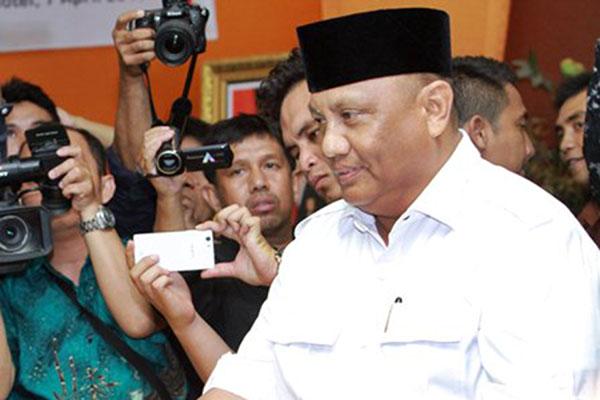 Gubernur Provinsi Gorontalo Rusli Habibie - Antara/Adiwinata Solihin