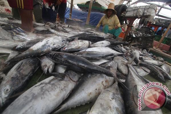 Pasar ikan - Ilustrasi