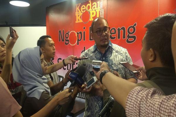 Politisi Gerindra Andre Rosiade. - JIBI/Jaffry Prabu Prakoso