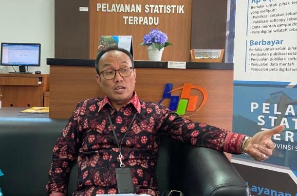 Kepala BI Perwakilan Sumatra Selatan, Hari Widodo - Bisnis/Dinda Wulandari