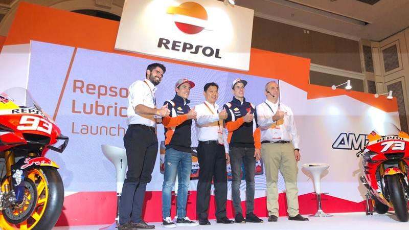 Marquez bersaudara mengisi skuat Repsol Honda pada musim balapan MotoGp 2020 - Istimewa