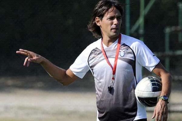 Pelatih Lazio Simone Inzaghi - Forza Italian Football