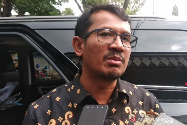 Wakil Bupati Garut Helmi Budiman - Antara