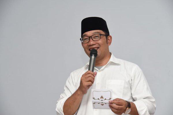 Gubernur Jabar Ridwan Kamil - Bisnis/Wisnu Wage