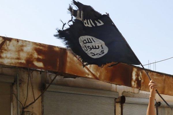 Bendera ISIS - Reuters