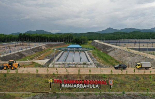TPA sampah Regional Banjarbakula punya kapasitas 790 ton per hari - Kementerian PUPR