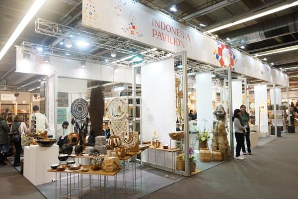 Ilustrasi - Pameran consumer goods skala internasional - Bisnis/Maria Yuliana Benyamin