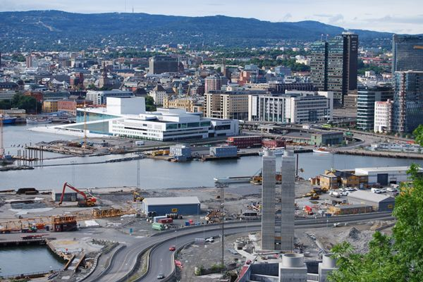 Oslo - Istimewa