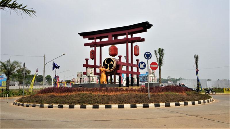 Harvest City di Cibubur, - Istimewa