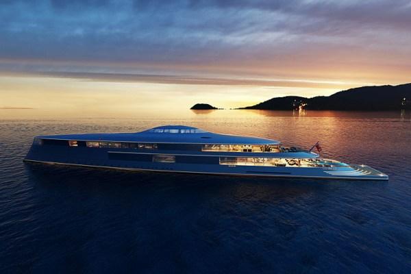 Superyacht Aqua - Istimewa