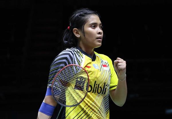 Tunggal Putri Indonesia, Gregoria Mariska - Badminton Indonesia