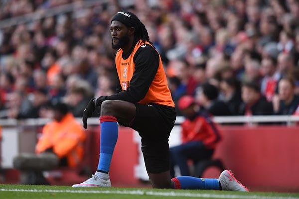 Emmanuel Adebayor - Reuters