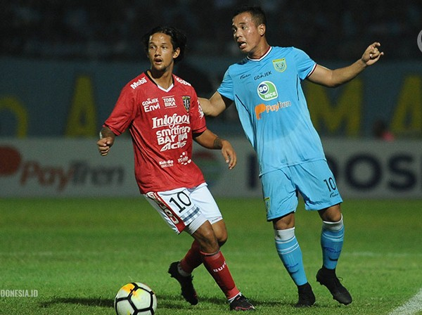 Irfan Bachdim - Liga Indonesia