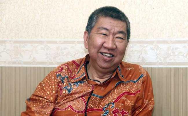 Ketua Umum DPP Persatuan Perusahaan Realestat Indonesia terpilih hasil Musyawarah Nasional REI XVI Paulus Totok Lusida. Bisnis - Triawanda Tirta Aditya