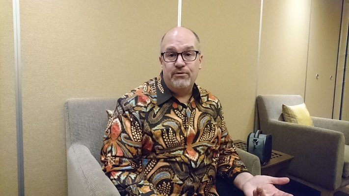 Konsul Jenderal AS Surabaya Mark McGovern