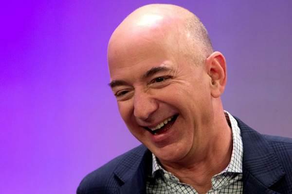 Bos Amazon Jeff Bezos. - Reuters/Mike Segar