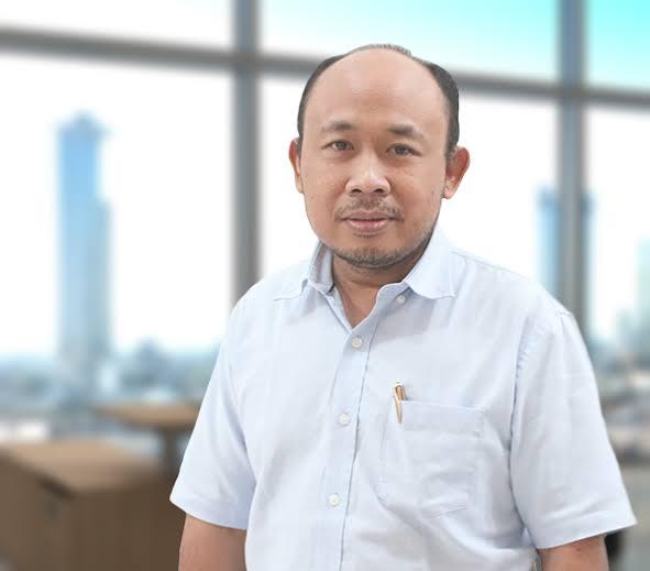 Guru Besar Fakultas Teknik UNS Agus Purwanto, berhasil memenangkan Penghargaan Indonesia Toray Science Foundation (ITSF) Science and Technology Award. - istimewa