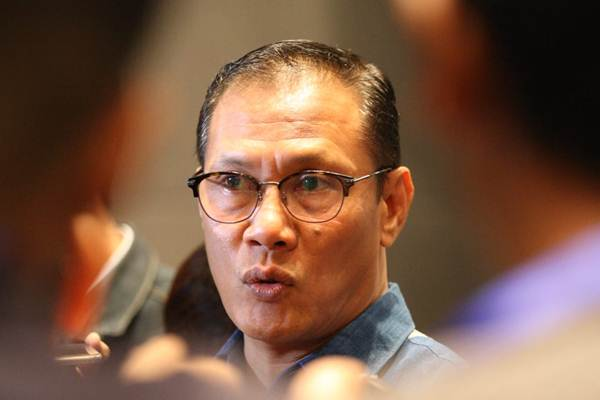 Kepala Badan Pusat Statistik (BPS) Kecuk Suhariyanto memberikan penjelasan di sela-sela sosialisasi Satu Data Indonesia Menuju Revolusi Industri 4.0 di Jakarta, Senin (26/11/2018). - JIBI/Dedi Gunawan