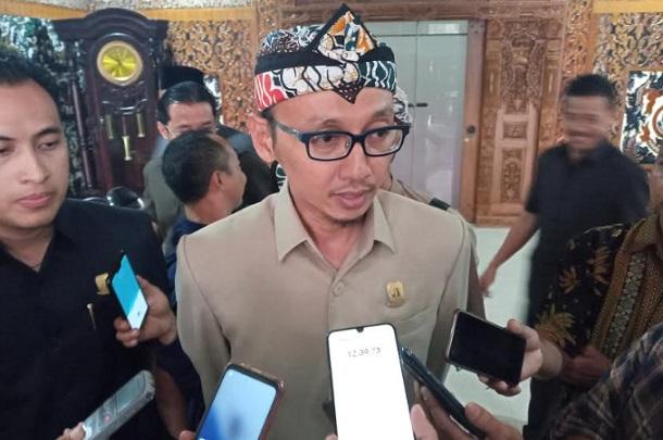 Ketua DPRD Kabupaten Cirebon, Mohamad Lutfhi - Bisnis/Hakim Baihaqi