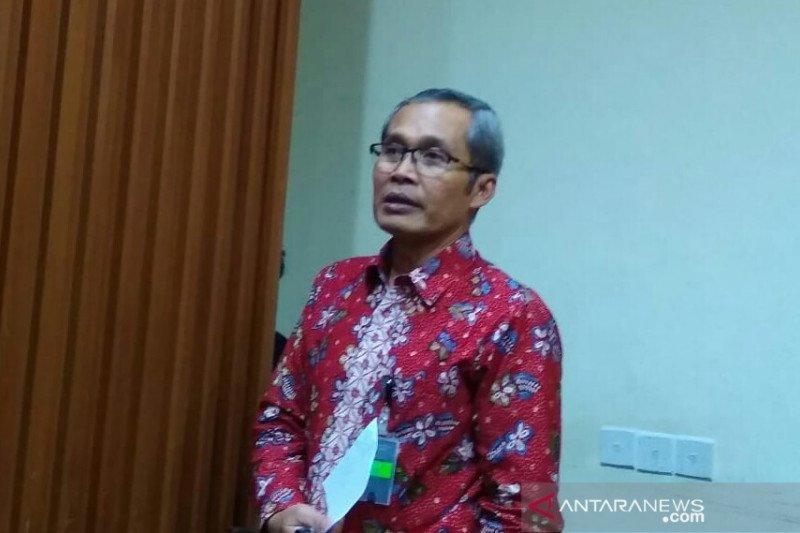 Wakil Ketua KPK Alexander Marwata di Gedung KPK RI, Jakarta, Jumat (14-2-2020). ANTARA - Benardy Ferdiansyah
