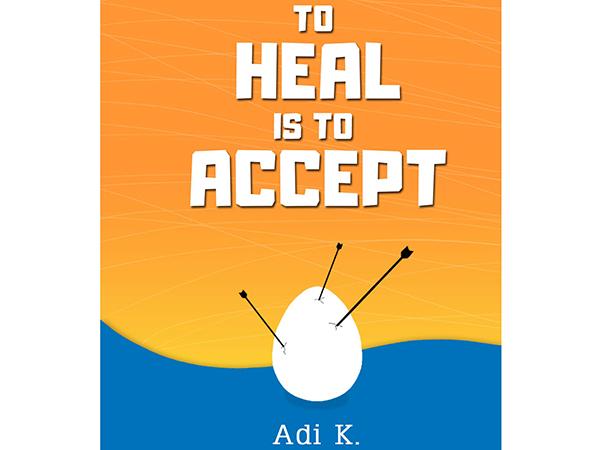Peluncuran buku To Heal is To Accept - Bisnis/Syaiful M