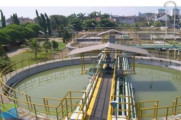 Instalasi pengolahan air limbah - Istimewa
