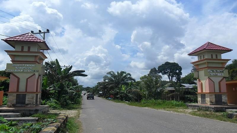 Kabupaten Penajam Paser Utara, Provinsi Kalimantan Timur. - Wikipedia