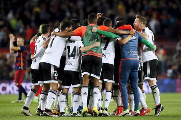 Valencia - Reuters/Albert Gea