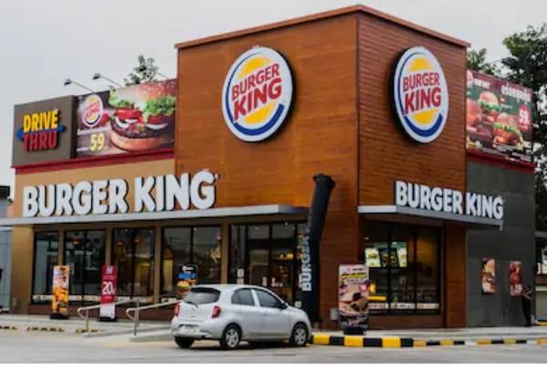 Restoran Burger King - Istimewa