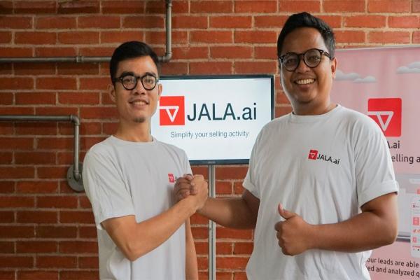 Peluncuran start up JALA.ai. - Istimewa