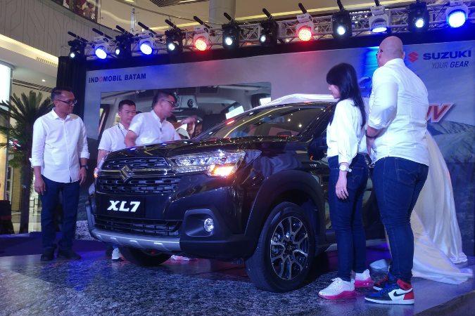 Diluncurkan Di Batam Suzuki Xl7 Ramai Peminat Otomotif Bisnis Com