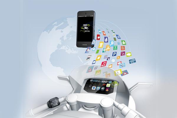 Sepertiga (34%) responden benar-benar meraih ponsel cerdas mereka selama perjalanan berkendara, suatu perilaku yang sangat berbahaya. - BOSCH