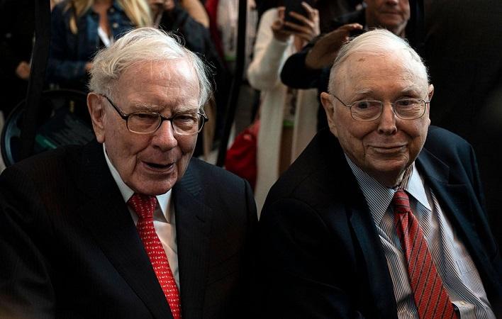 Warren E. Buffett dan Charles T. Munger