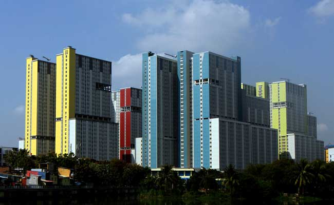 Apartemen di Jakarta. Bisnis - Arief Hermawan P