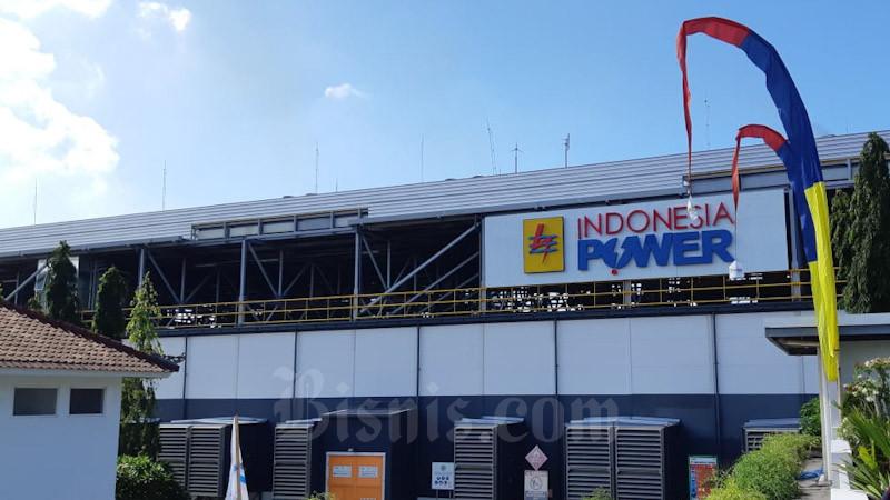 Indonesia Power (IP) meresmikan beroperasinya Pembangkit Listrik Tenaga Surya (PLTS) Atap di Kompleks Perkantoran Bali Power Generation Unit dengan total daya 226 kWp pada Senin (24/2). -  Bisnis / Yanita Patriella