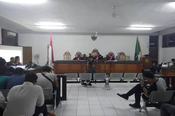 Ilustrasi - Sidang kasus suap perizinan proyek Meikarta, di Pengadilan Negeri Bandung, Kamis (14/2/2019) malam.JIBI/Bisnis - Dea Andriyawan
