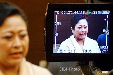Ketua Wantimpres 2015-2019 Sri Adiningsih. - JIBI/Akhirul Anwar