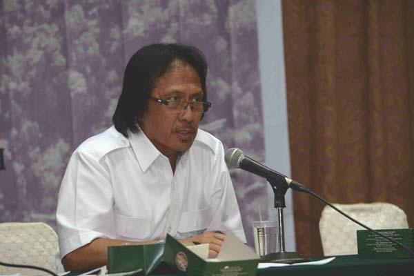 Guru Besar Fakultas Kehutanan Universitas Gadjah Mada (UGM) San Afri Awang. - Istimewa