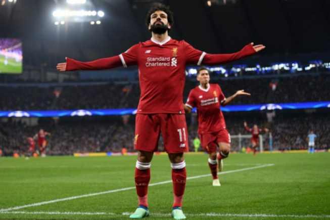 Pemain Liverpool, Mohamed Salah - Reuters