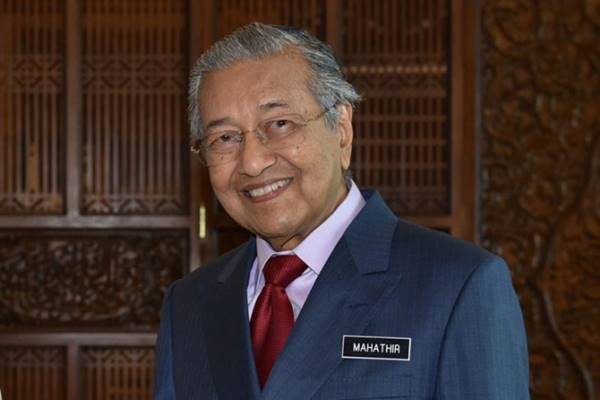 Perdana Menteri Malaysia Mahathir Mohamad - Dok. Malaysian Department of Information/Zarith Zulkifli