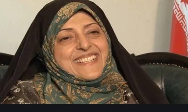 Wakil Presiden Iran untuk Urusan Keluarga dan Perempuan Masoumeh Ebtekar - Istimewa