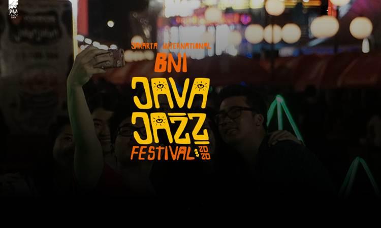BNI dan anak usahanya hadir dalam gelaran Java Jazz 2020 - javajazzfestival.com