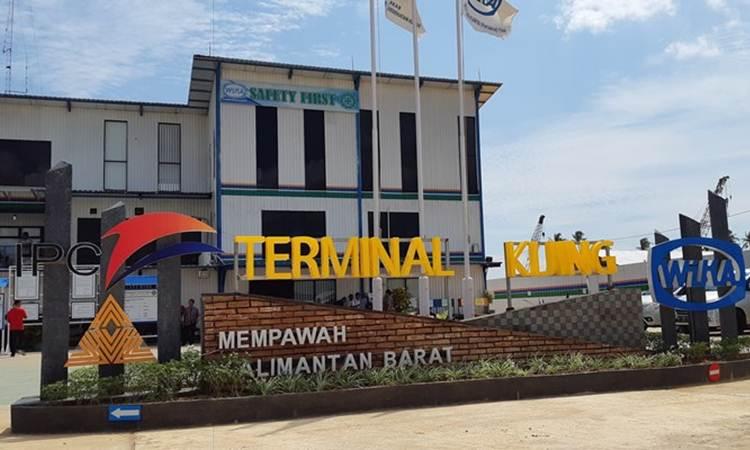 Terminal Kijing Kalimantan Barat - Bisnis/Puput Ady Sukarno