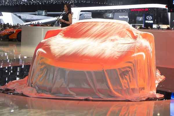 Geneva International Motor Show, Palexpo, 8-18 Maret 2018. - gims